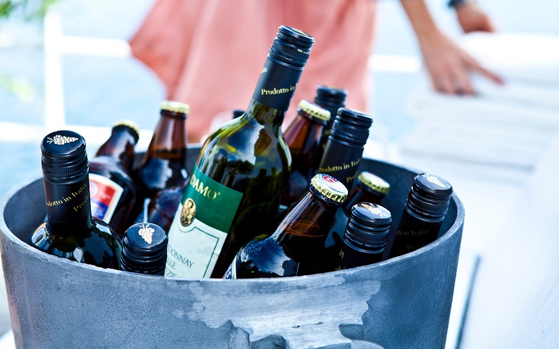 alcohol only being bad for you is one of the top food myths