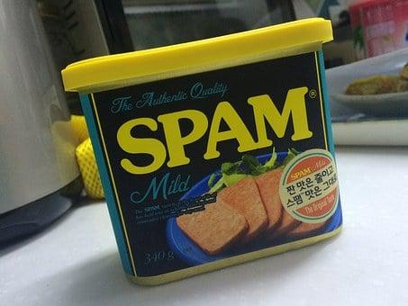 Spam long shelf life
