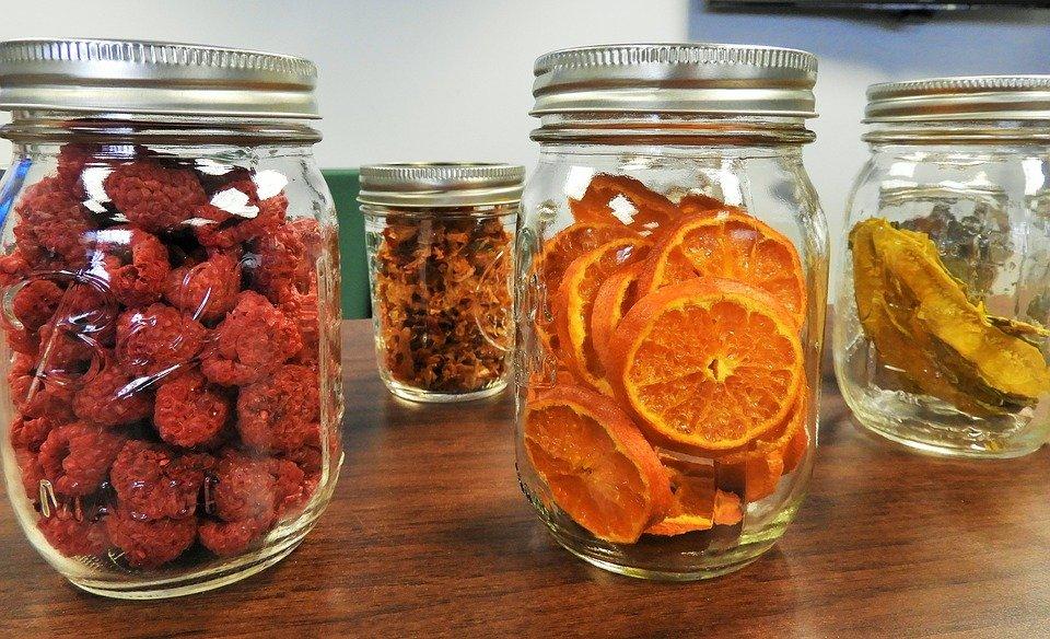 dried fruit long shelf life