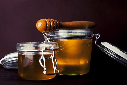 Honey in jars What food has the longest shelf life