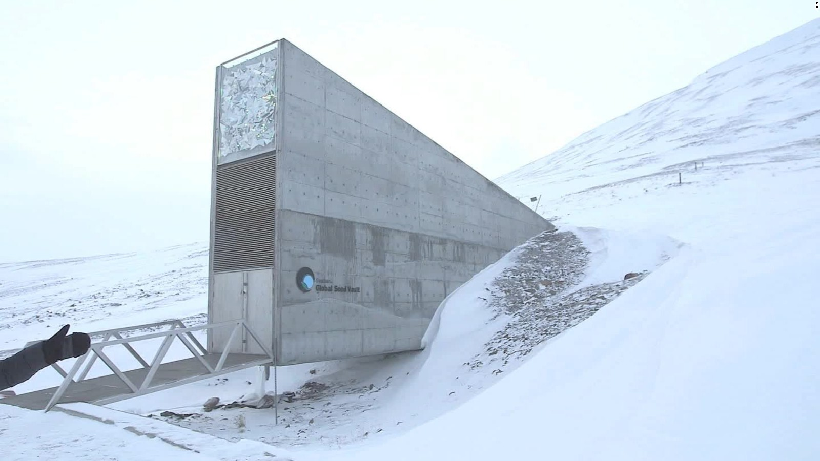 what is the Doomsday Vault