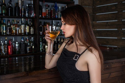 why alcohol can impact your taste