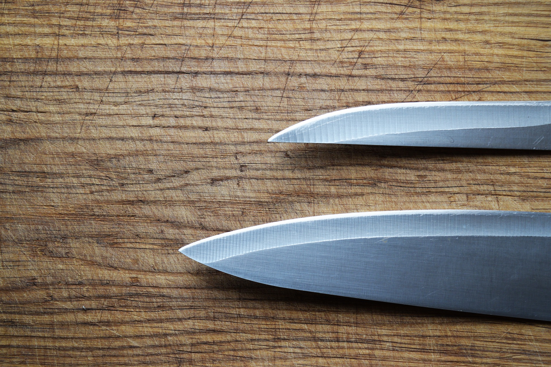 sharp kitchen knives causing injury is one of the top food myths