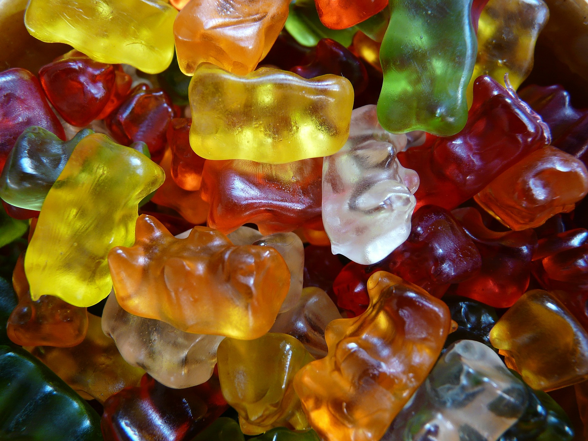gelatin is one of many rare food allergies