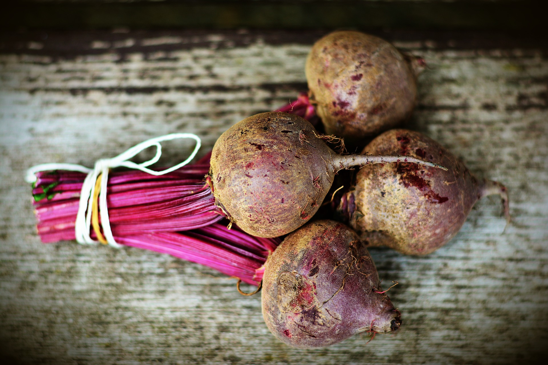 Does beetroot make your pee red
