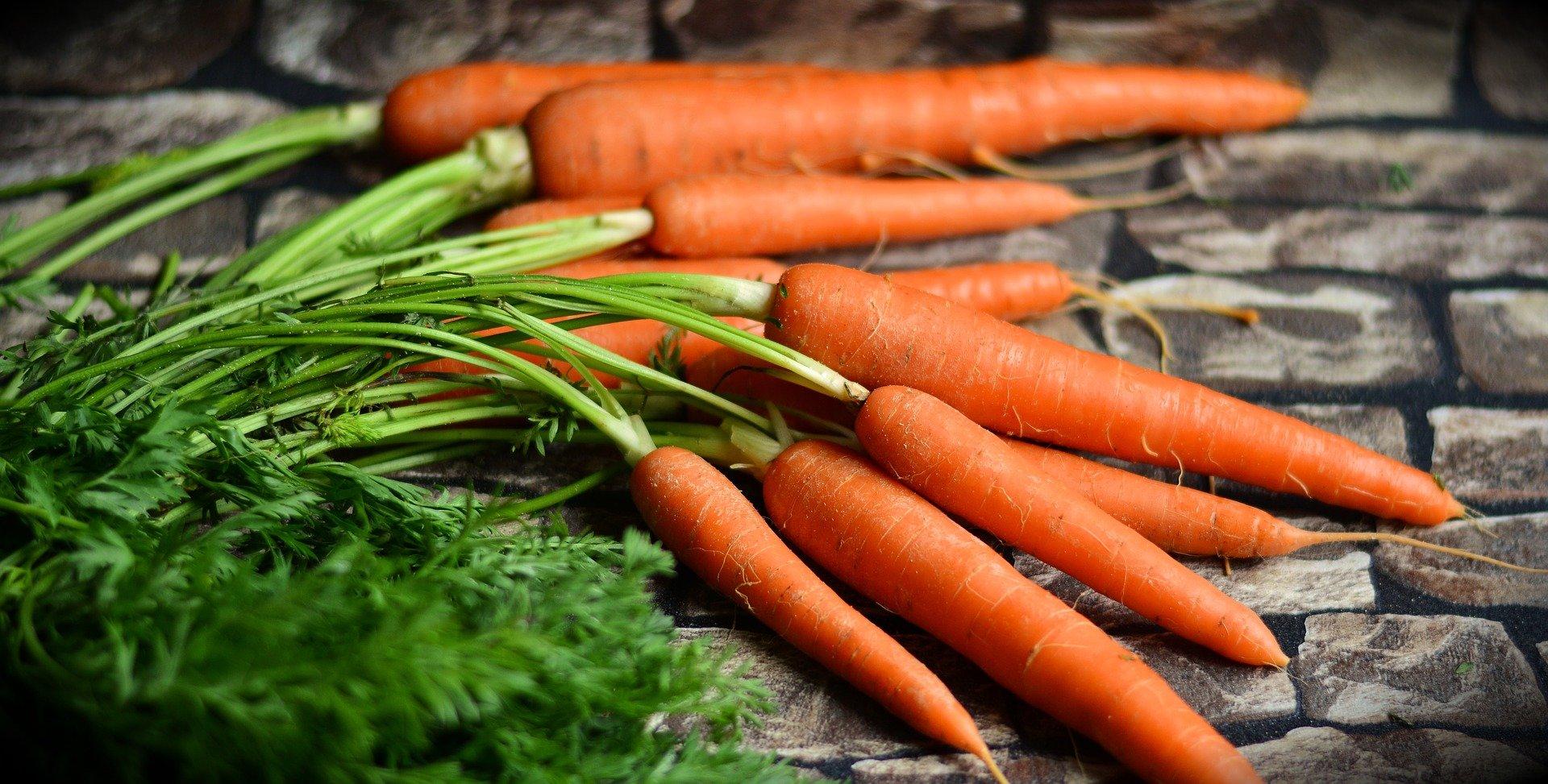Do carrots turn you orange