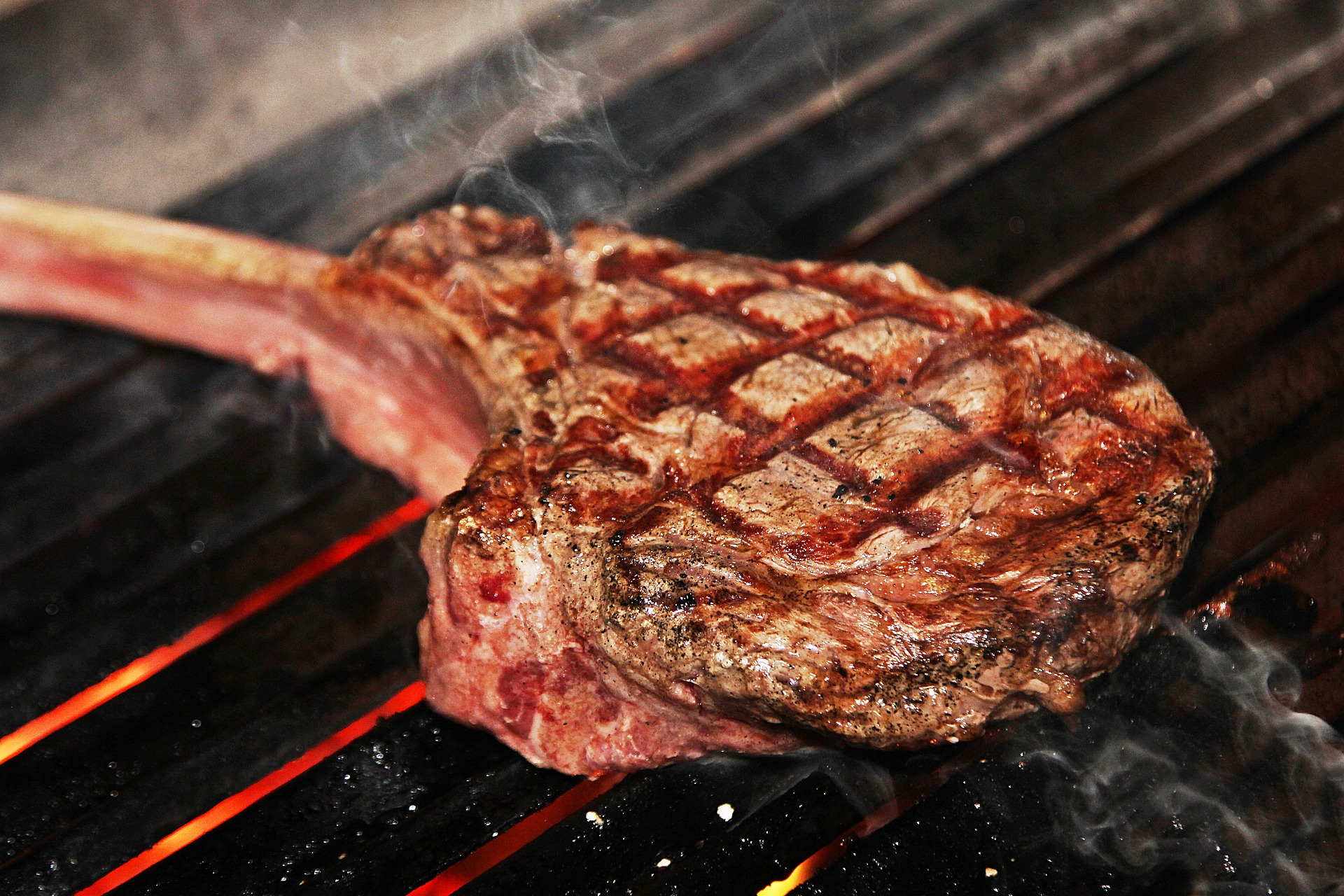 does red meat make you smell