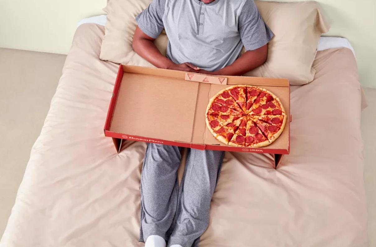 boston pizza bp in bed