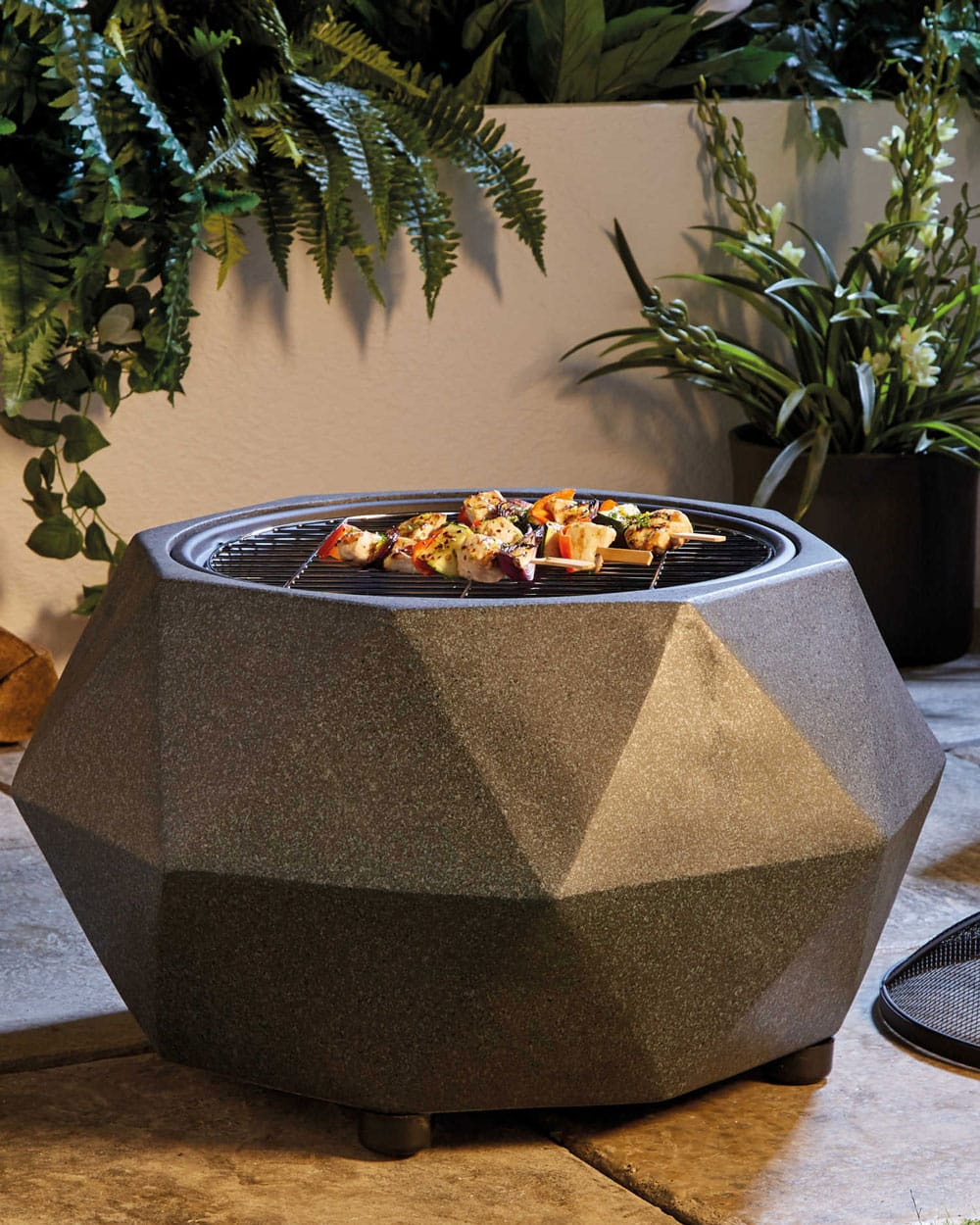 fire pits that doubles up as barbecue