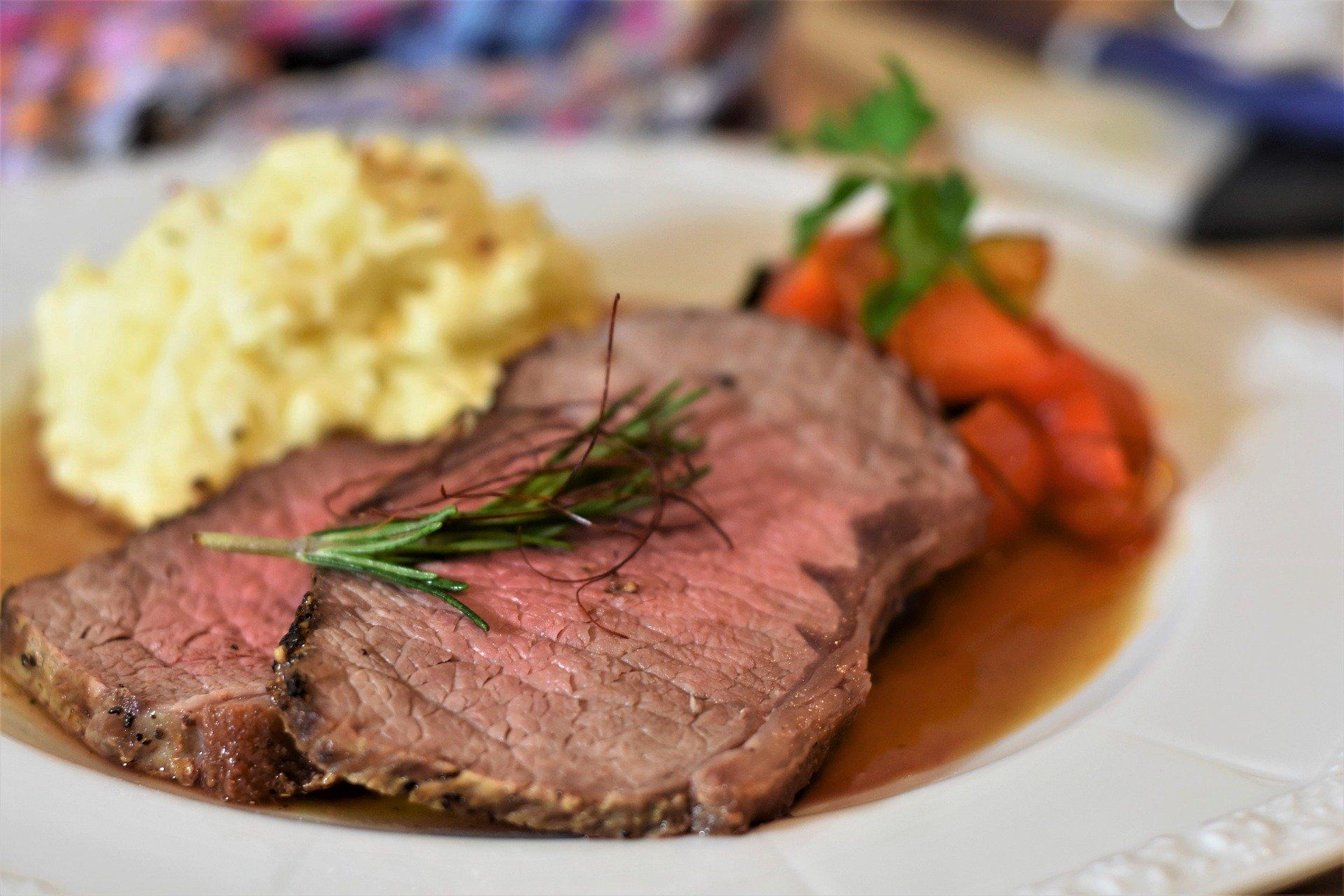 Best Sunday roast in Britain