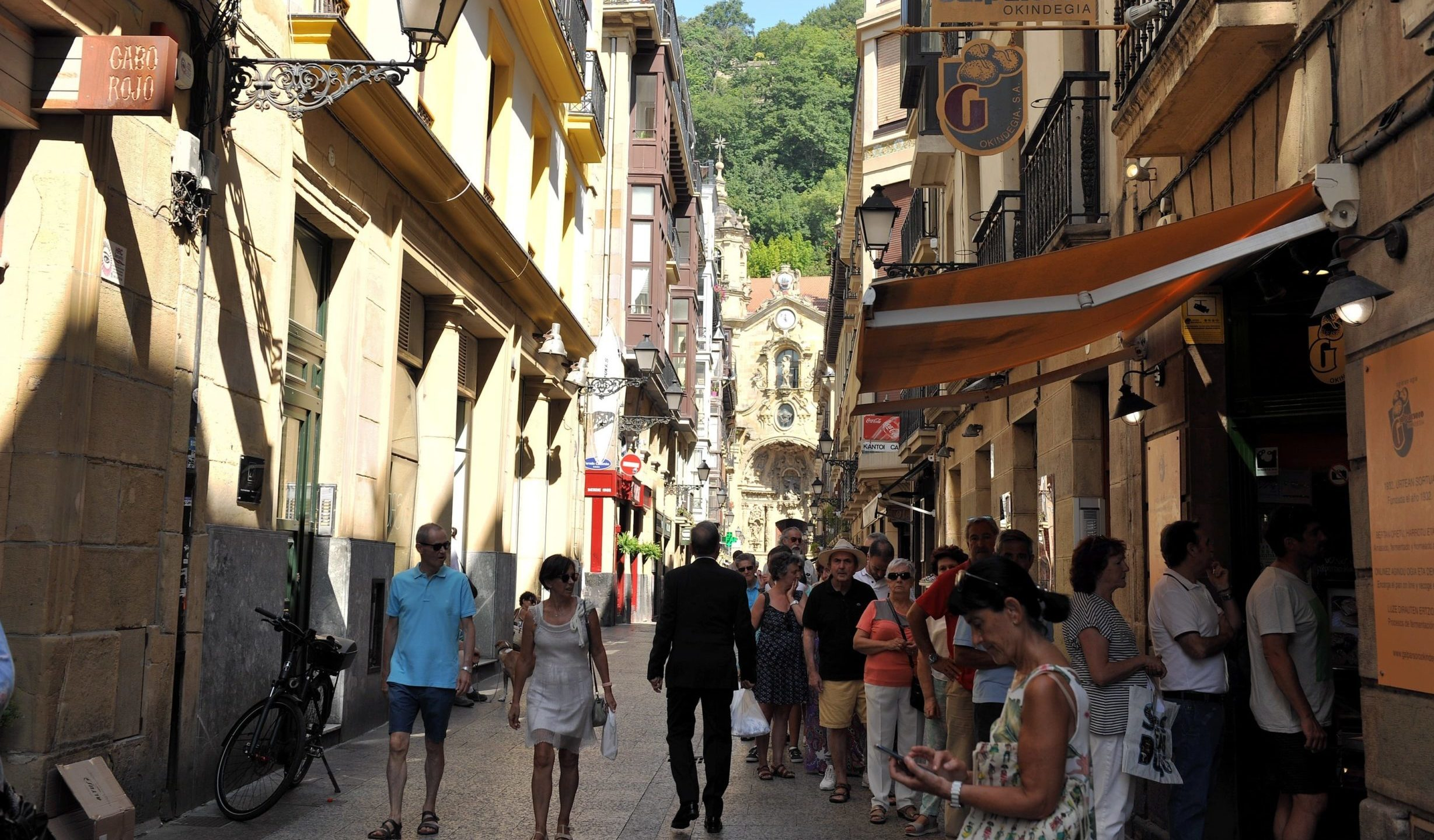 San Sebastian is one of the best places to visit for food