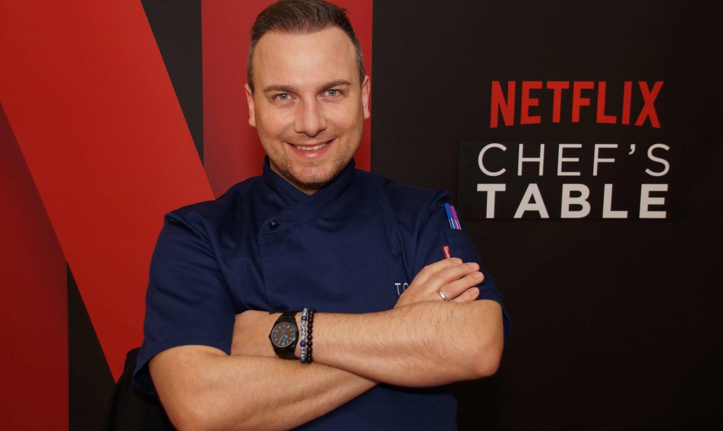 Netflix cooking shows