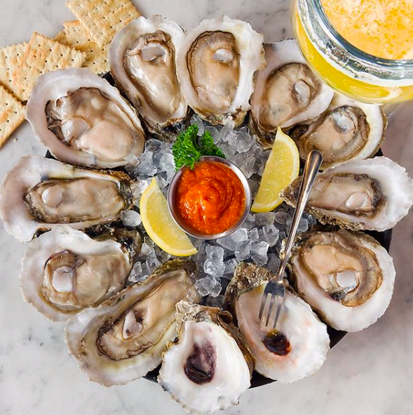 Acme Oyster House (Credit: Instagram)