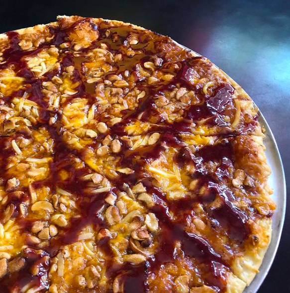 Fong's Pizza Man v. Food restaurants