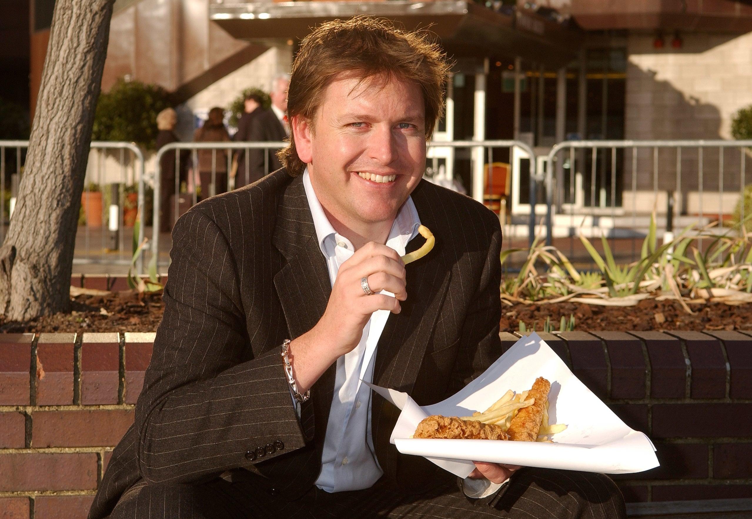 Why did James Martin quit Saturday Kitchen