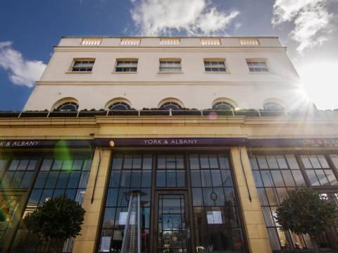York & Albany serves seasonal British classics (Gordon Ramsay Restaurants)