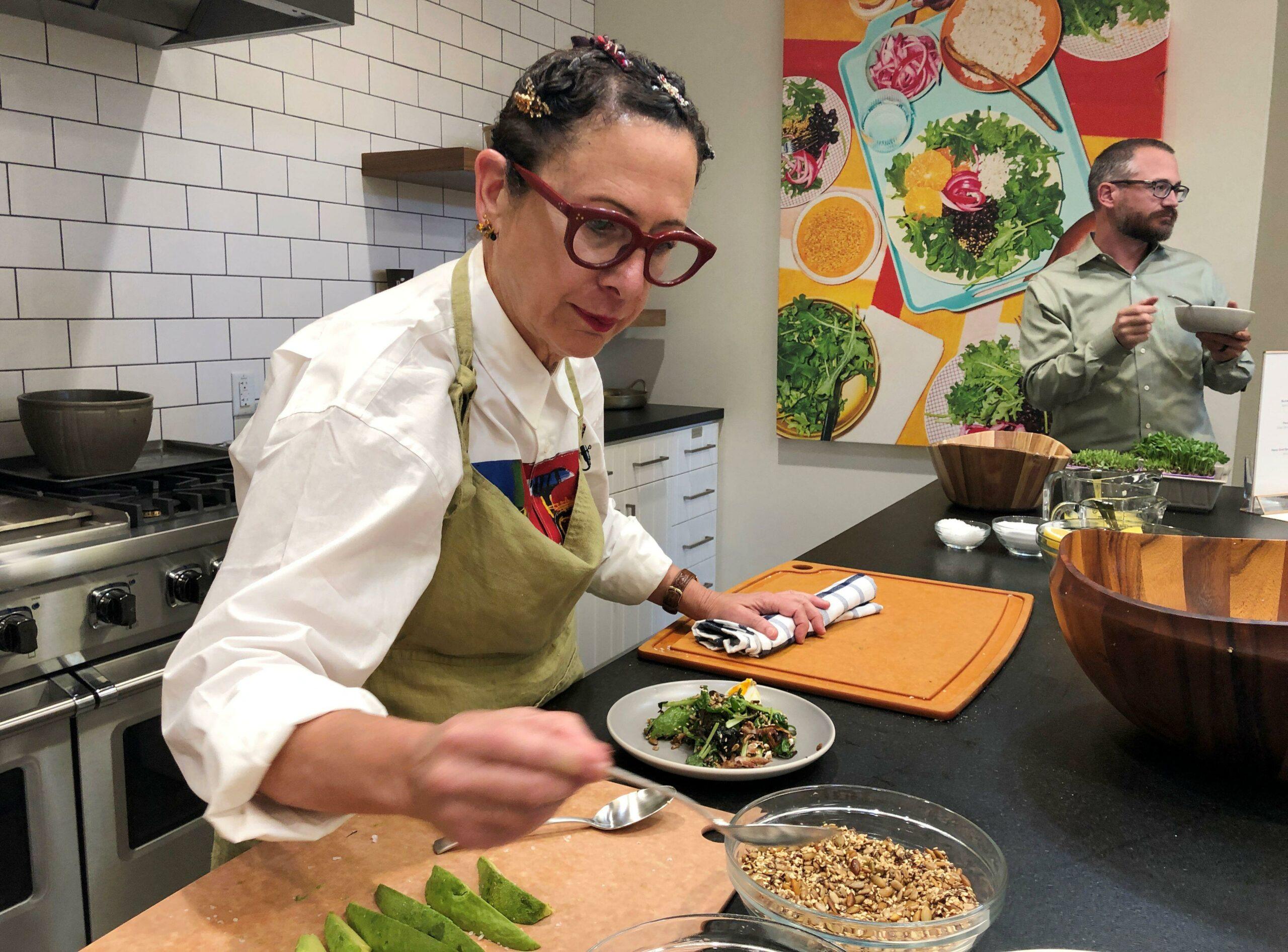 Nancy Silverton famous female chefs