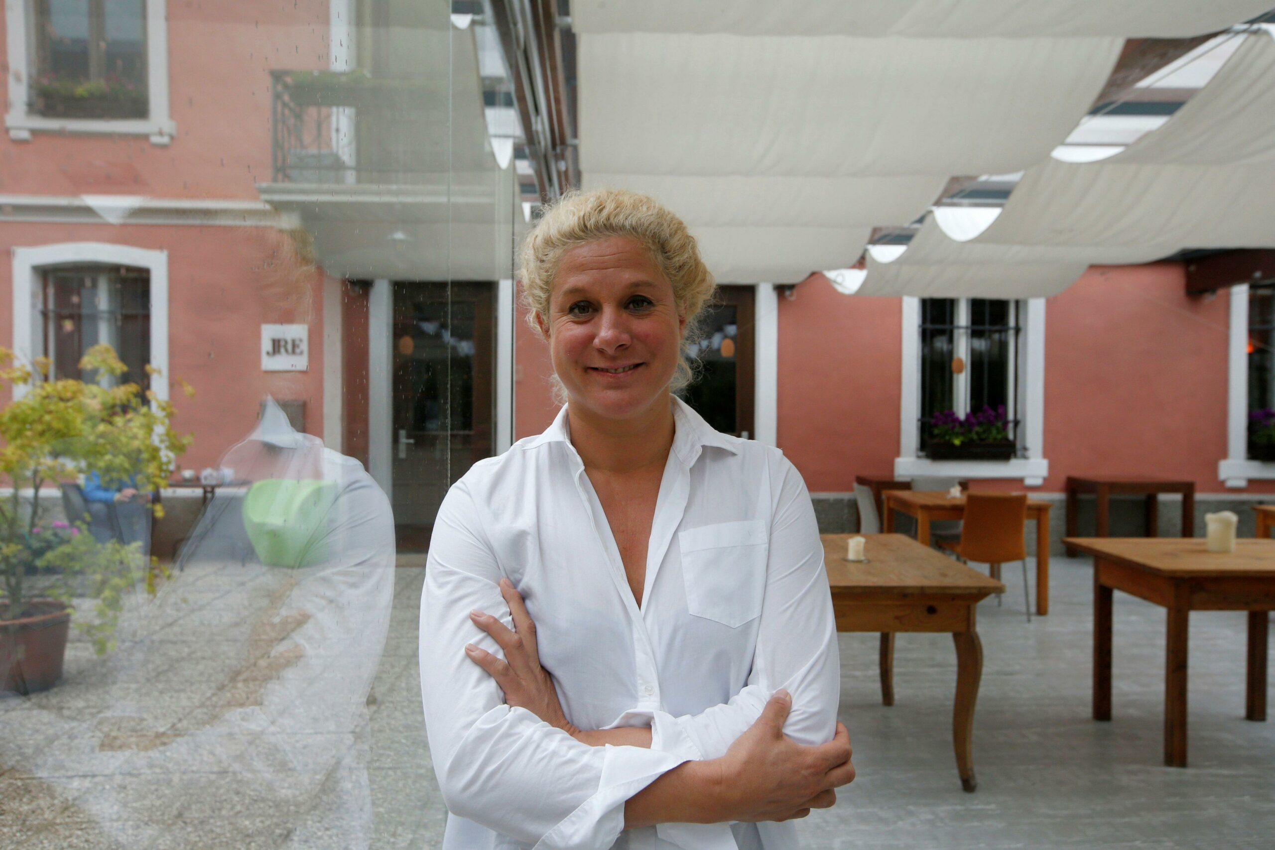 ana ros famous female chefs