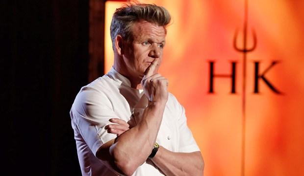 Gordon Ramsay Hell's Kitchen (Credit: Fox)