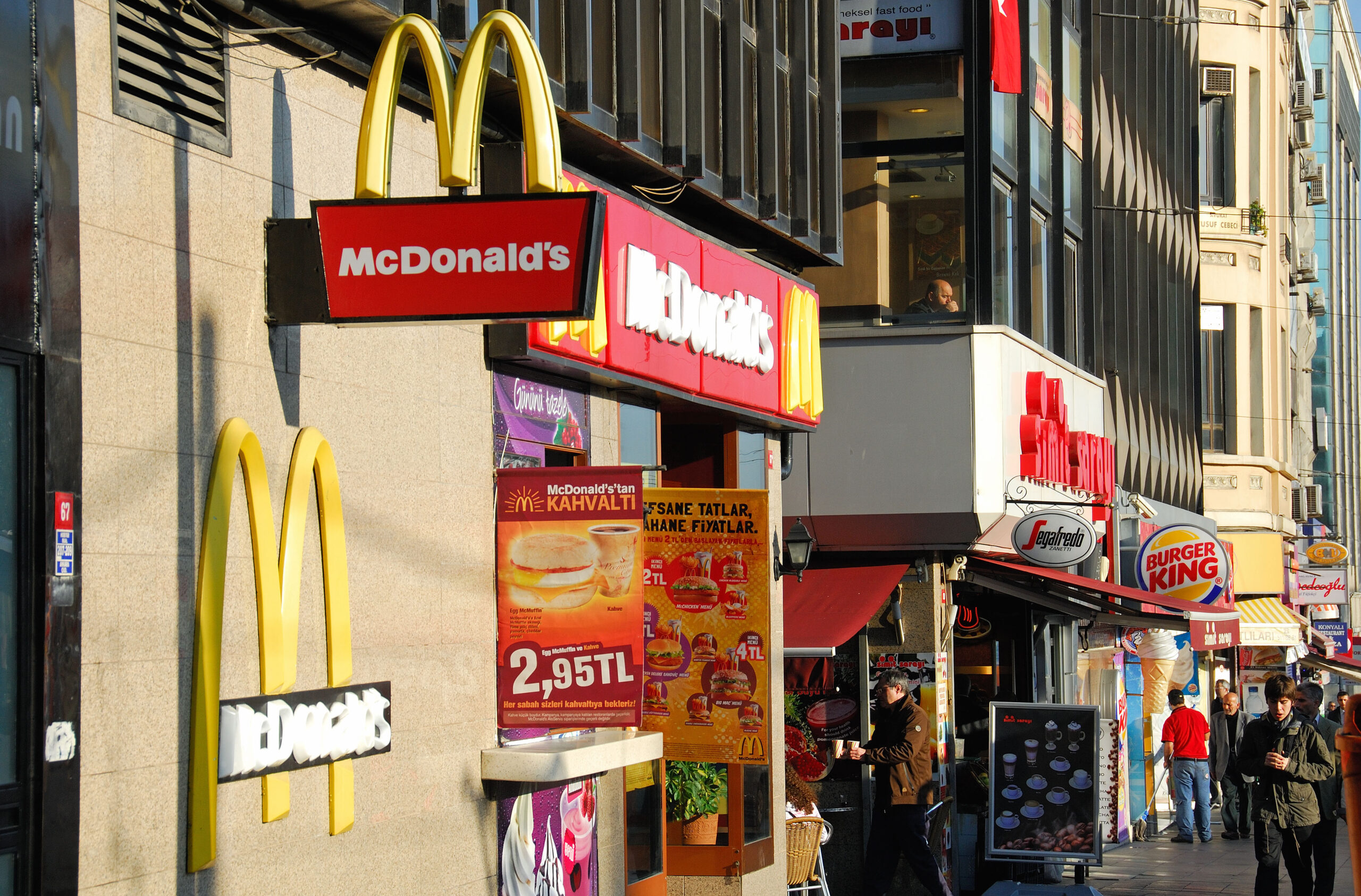 Fast food scandals