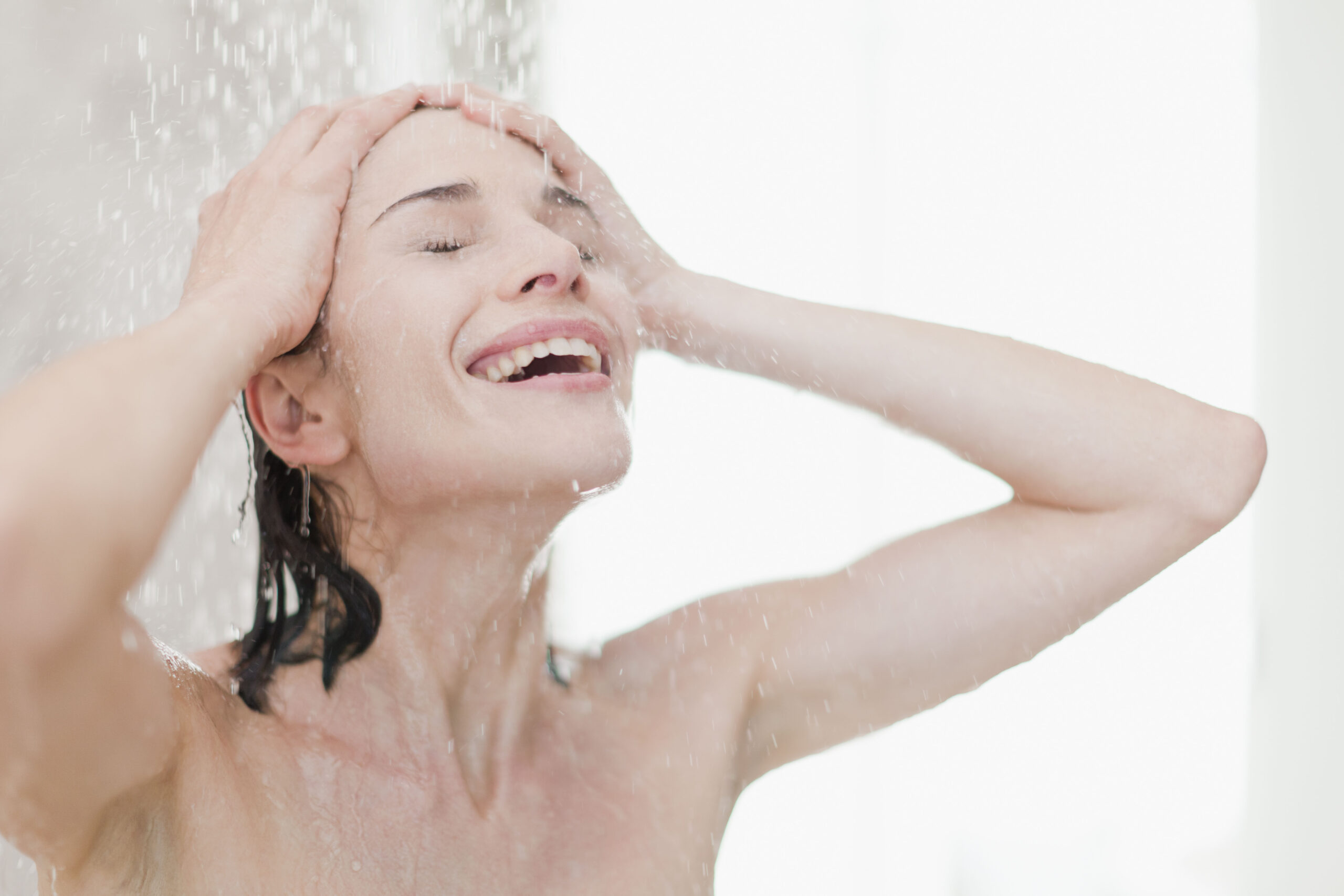 Can a shower cure a hangover