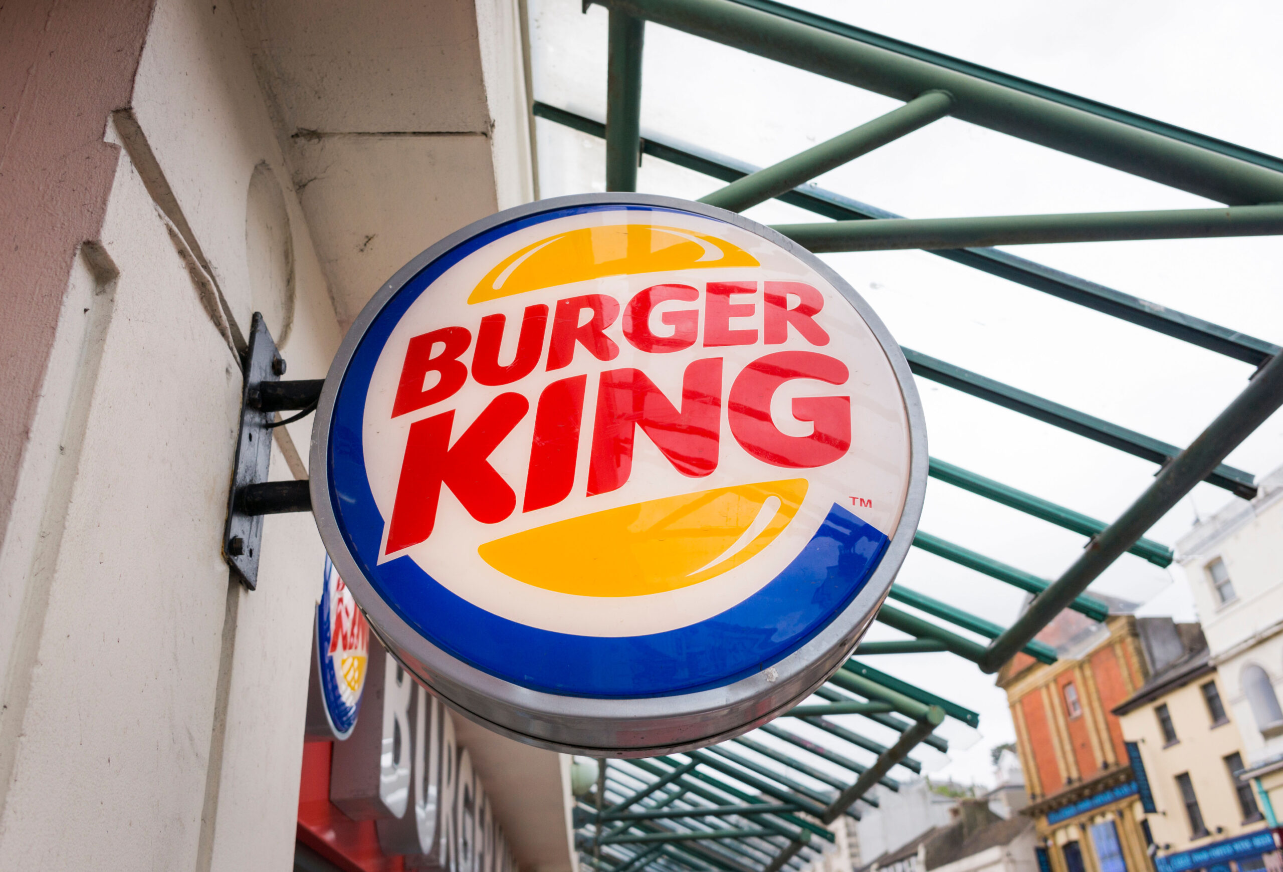 Burger King Google
