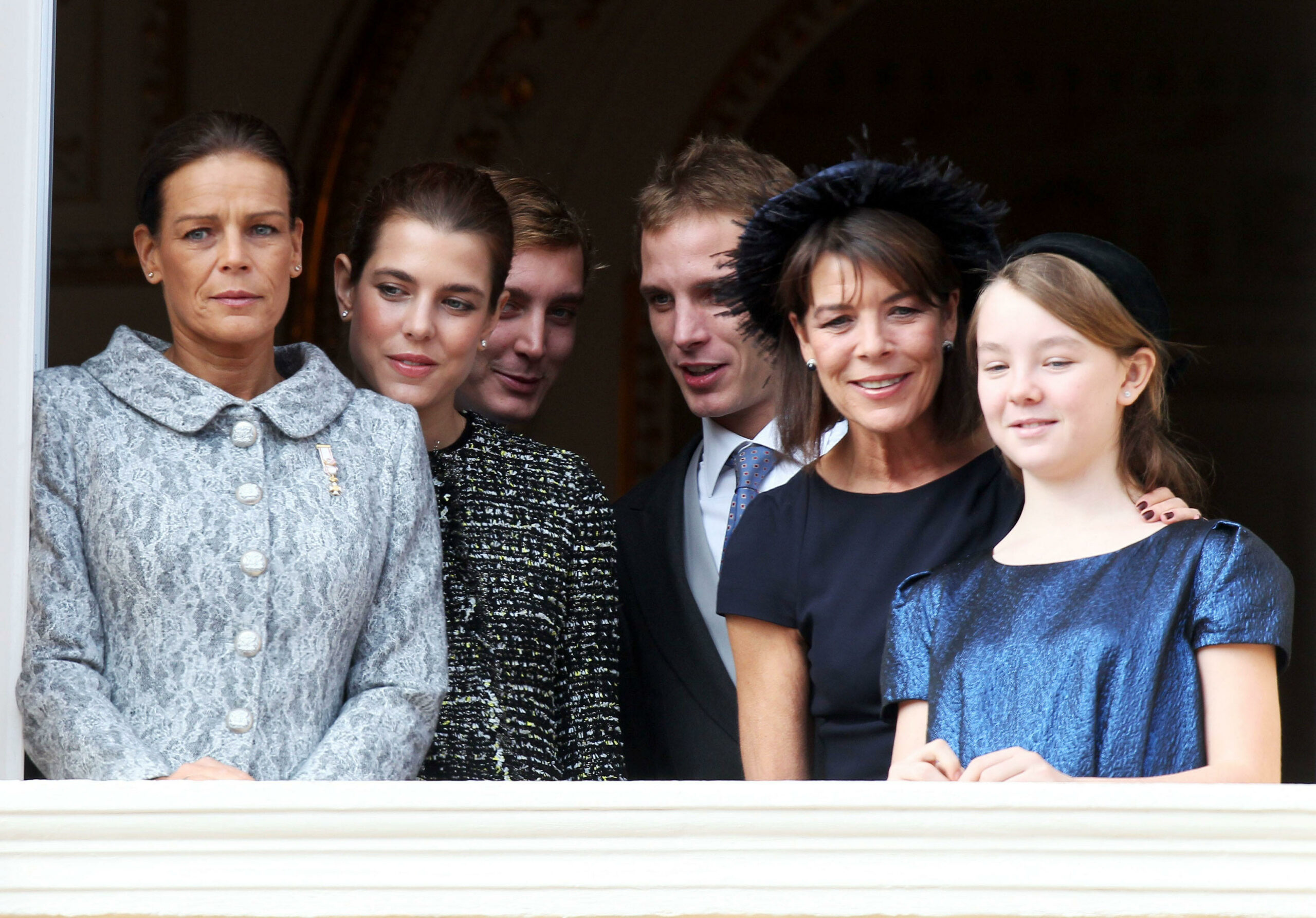 Monaco royal family food