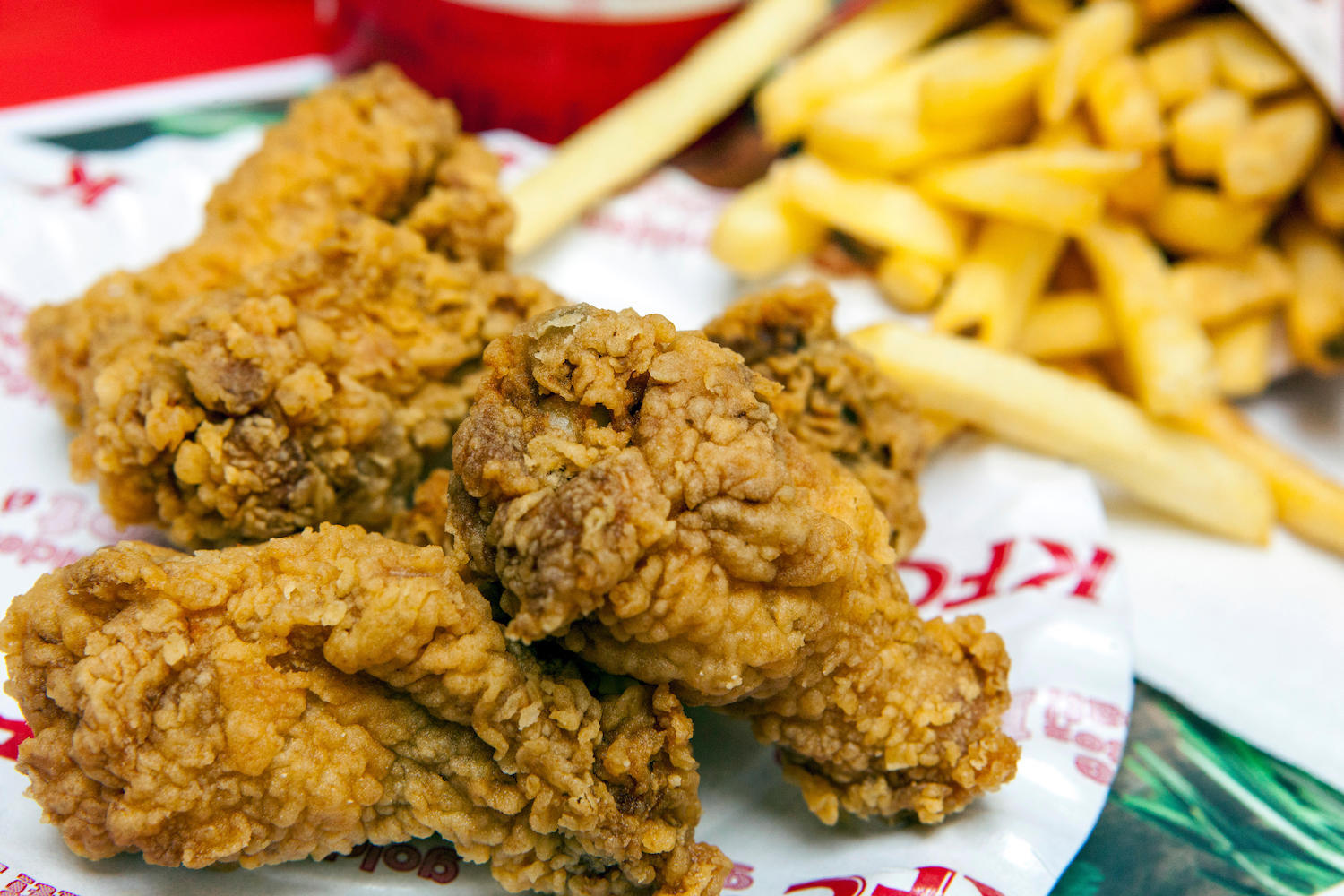 What is the KFC chicken recipe (Credit: Alamy)