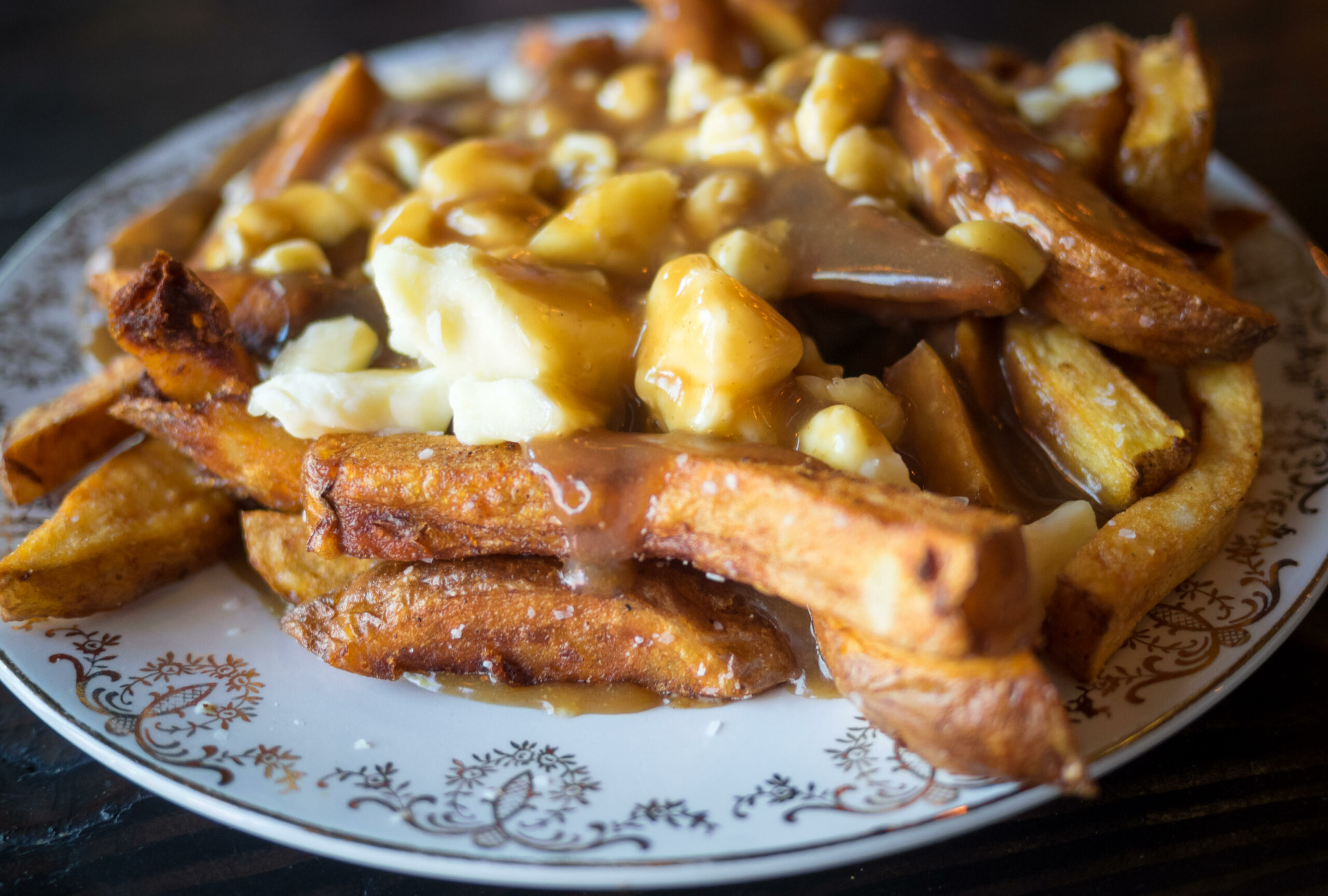 Poutine best hangover cure