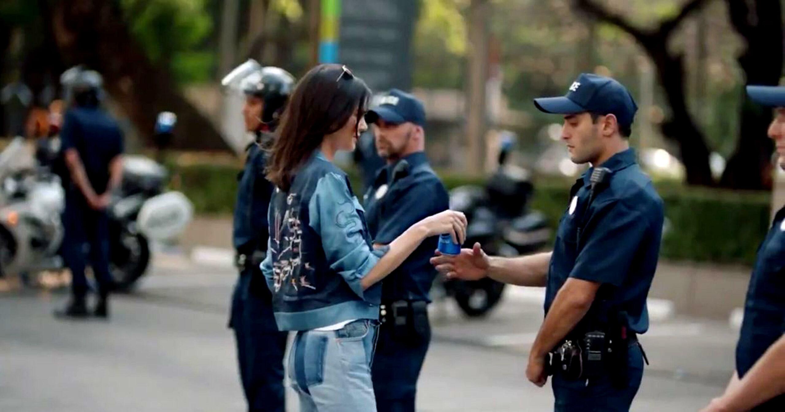 Pepsi Advert Kendall Jenner