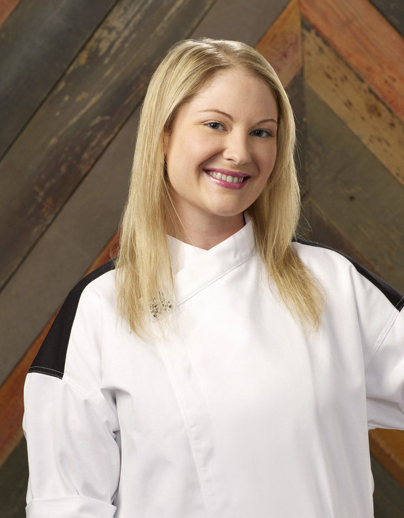 Meghan Gill hell's kitchen (Credit: Fox)