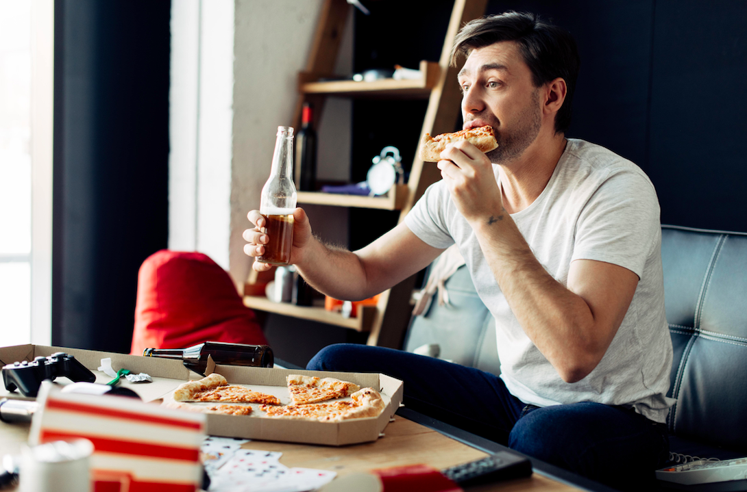 What to eat when you're hungover
