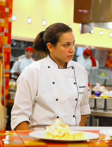 Christina Wilson Hell's Kitchen winner (Credit: Fox)