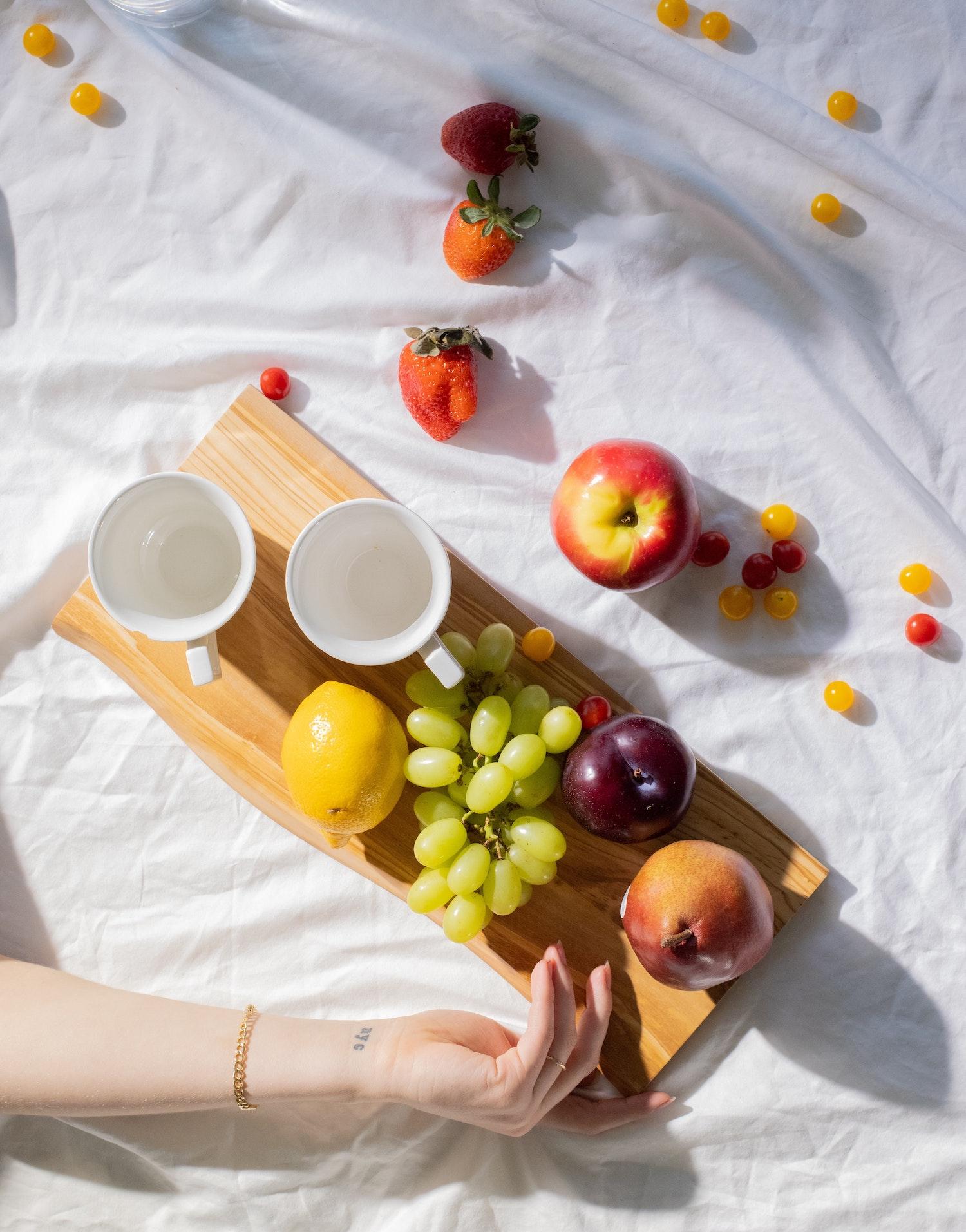 picnic food ideas (Credit: Pexels)