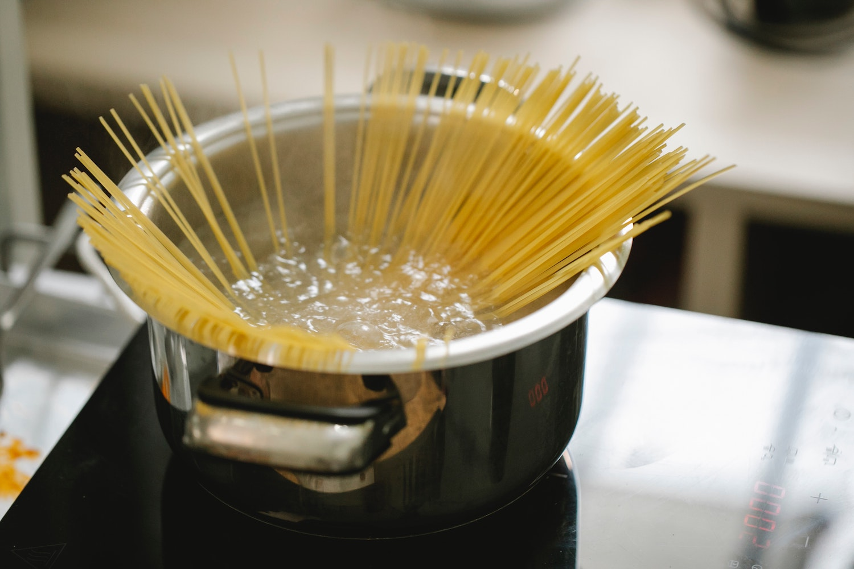 how to cook pasta (Credit: Pexels)