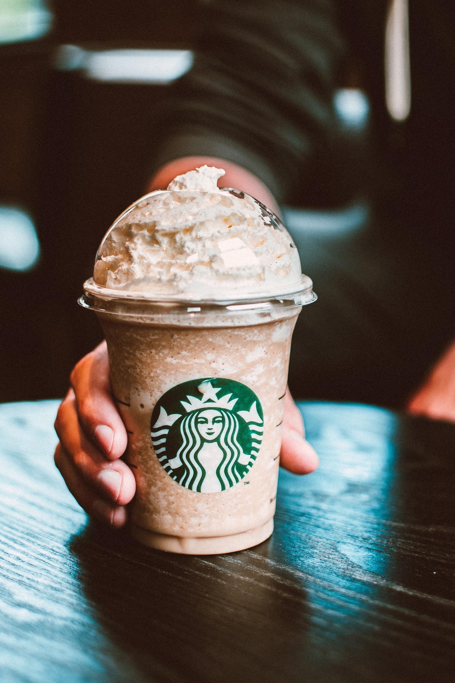 Do Starbucks spell names wrong on purpose (Credit: Pexels)