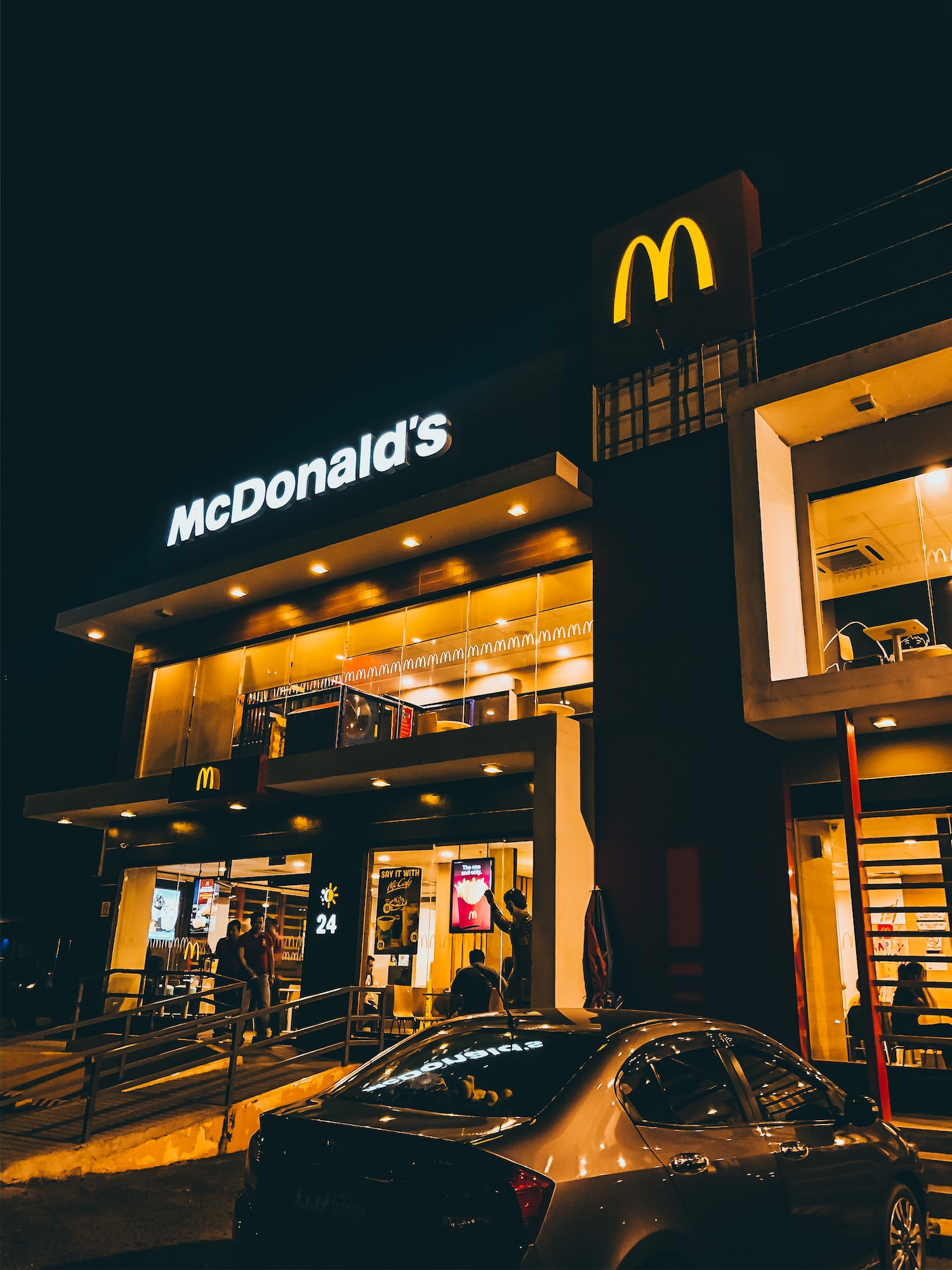 Best McDonald's menus around the world