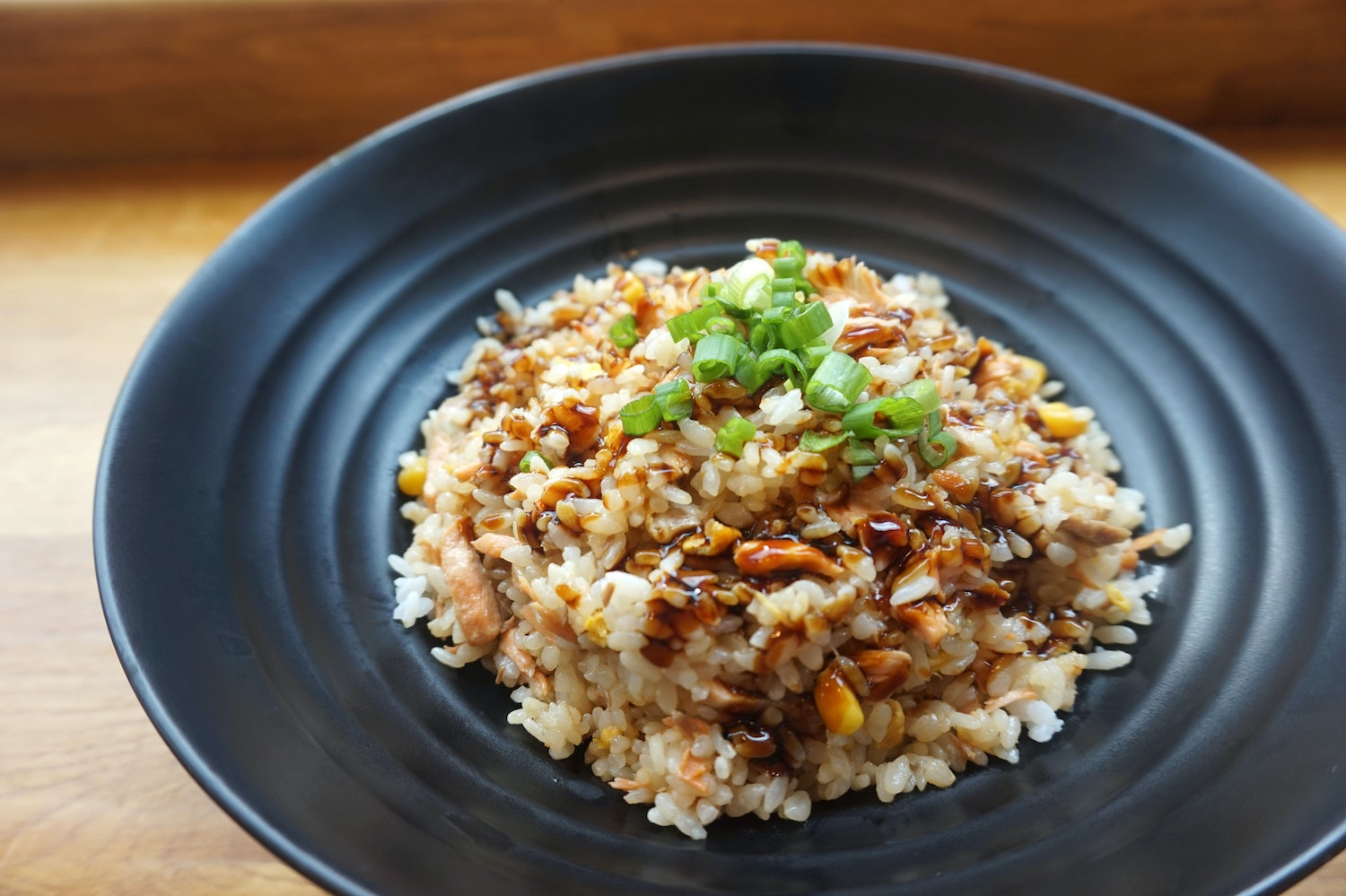 Fried rice in a slow cooker can be surprisingly delicious