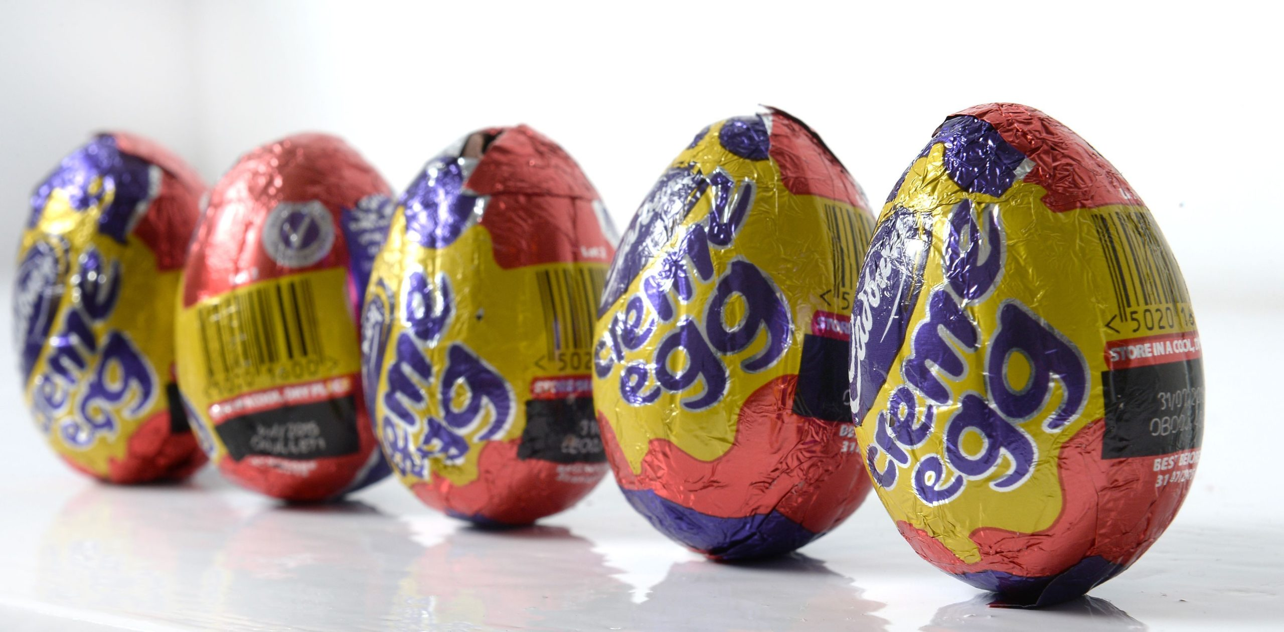 New Creme Egg advert