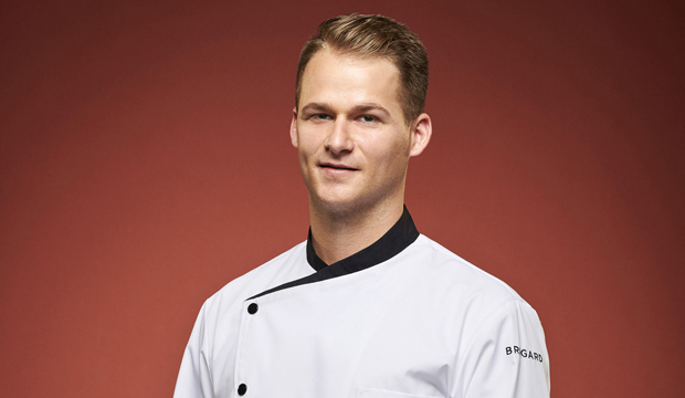 Josh Oakley Hell's Kitchen