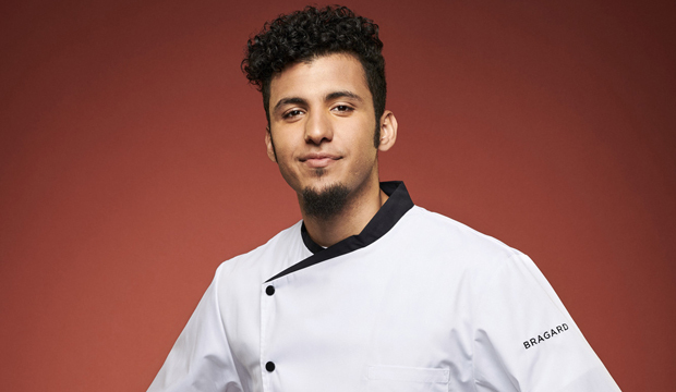 Eliott Sanchez Hell's Kitchen