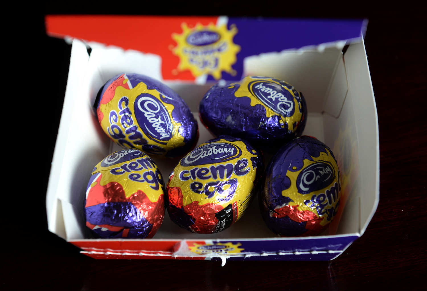 Cadbury creme eggs (Credit: PA)