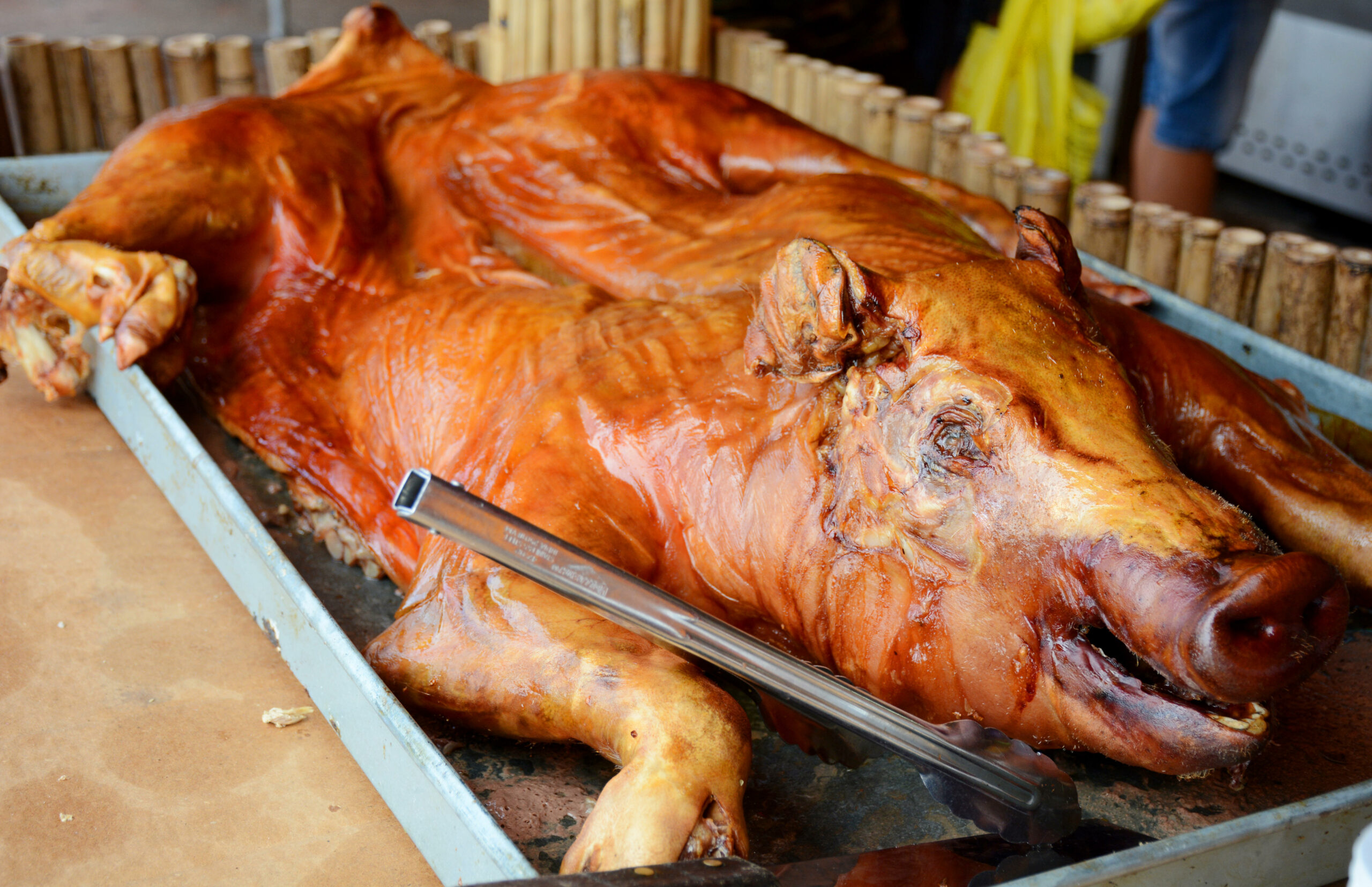Lechon how to prepare pork