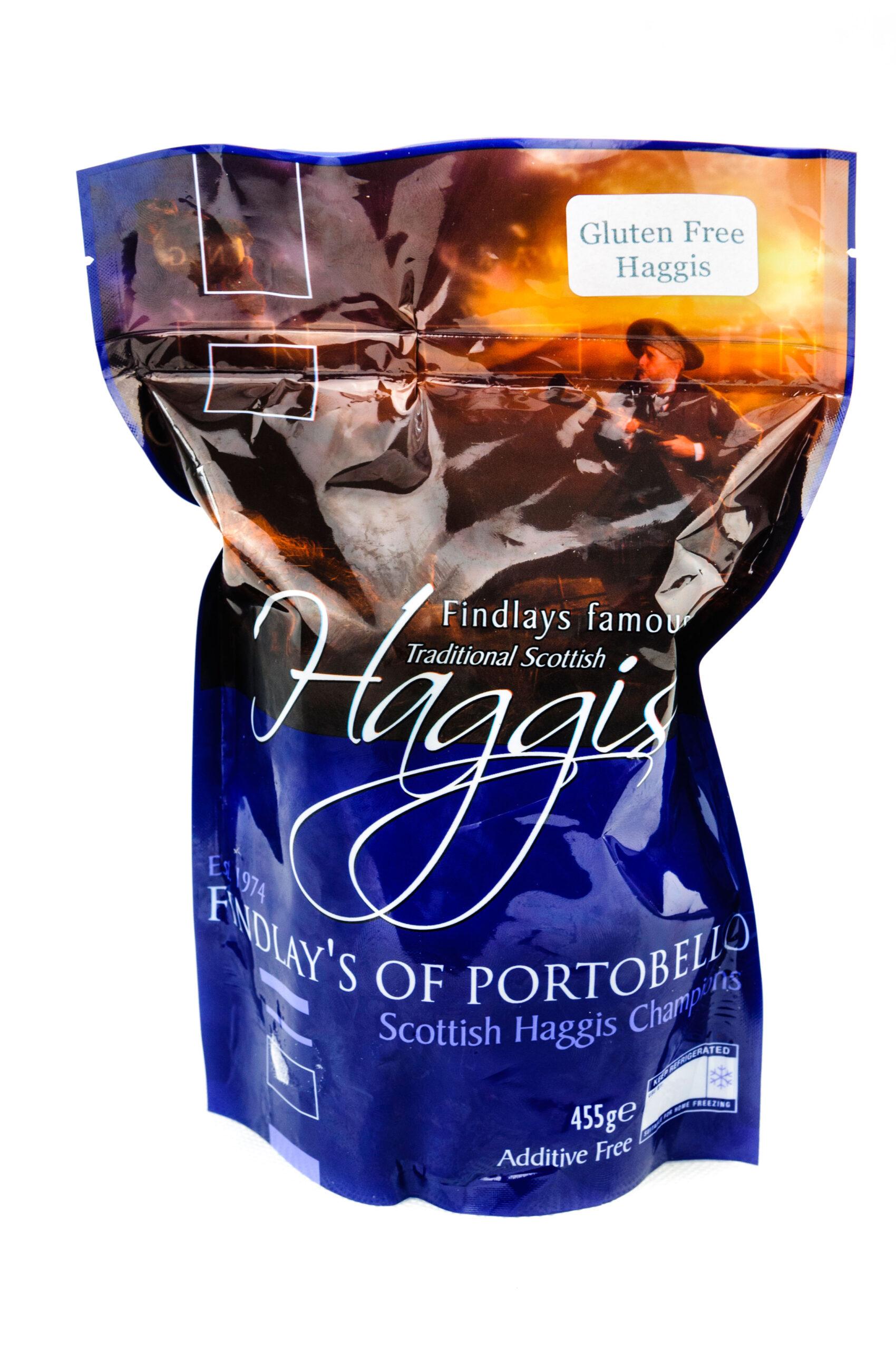 gluten-free haggis