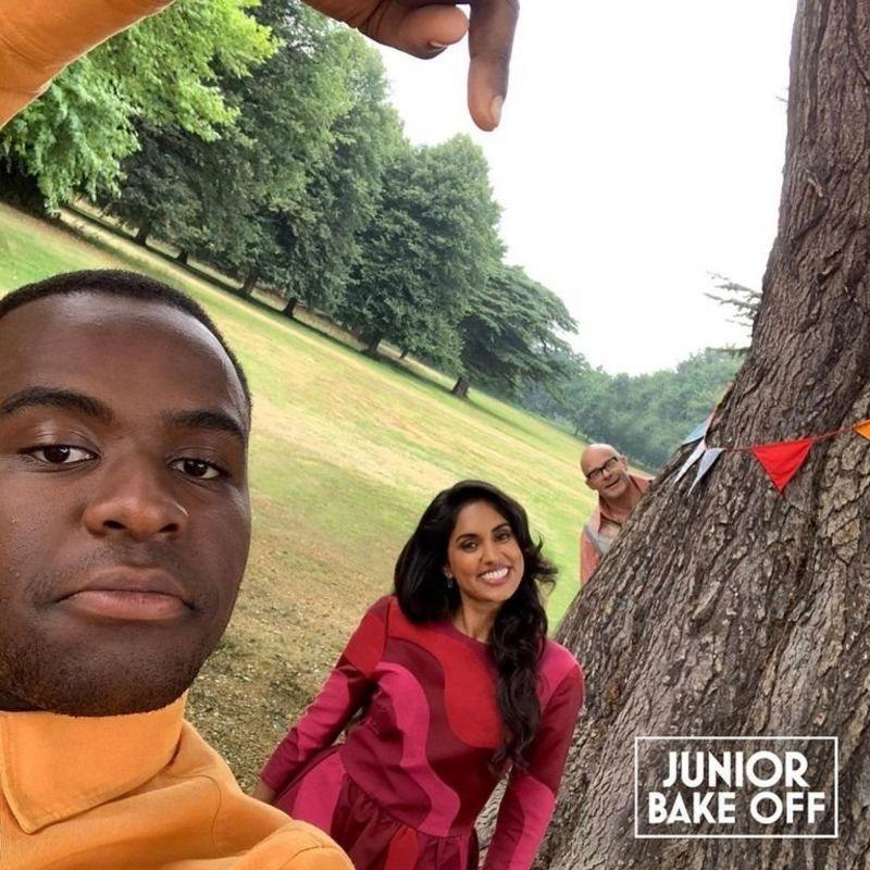 Where is Junior Bake Off filmed