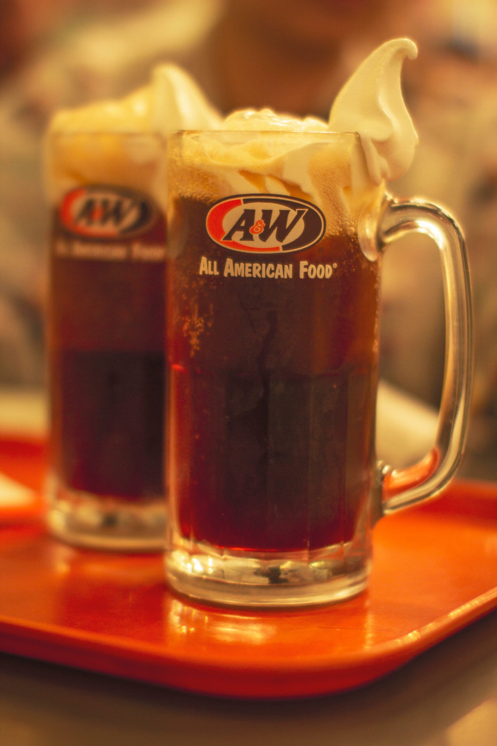 Root beer non-alcoholic