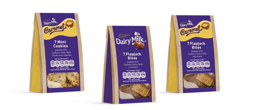 Cadbury Mini Bite Grab Bags
