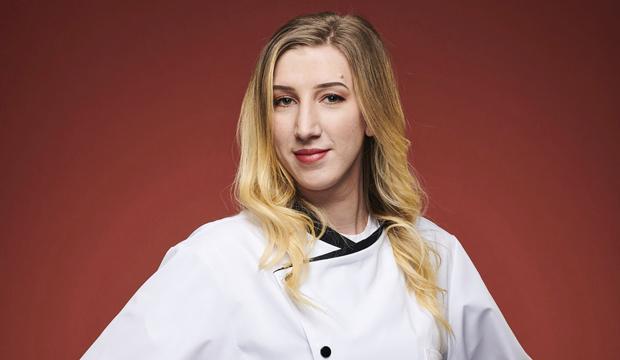 Nicole Hanna Hell's Kitchen