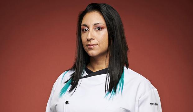 Fabiola Fuentes Hell's Kitchen