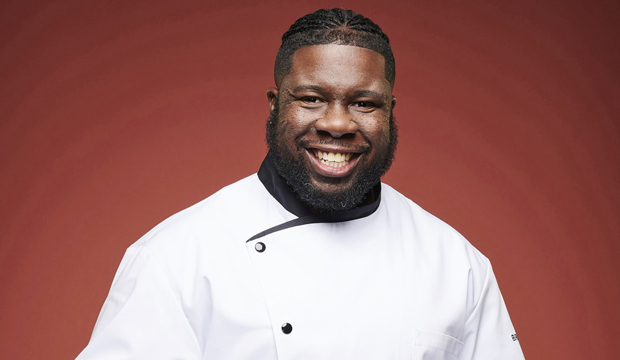 Kenneth McDuffie Hell's Kitchen season 19